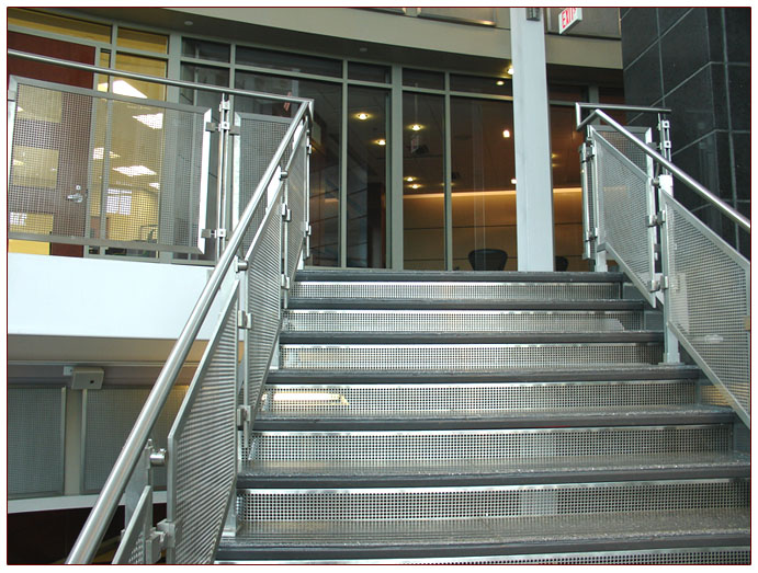 stainless fabricators  inc  stainless steel railing  cable railing  glass railing  stair railing