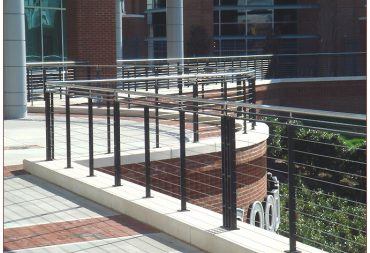 Stainless Fabricators, Inc  Stainless Steel Railing, Cable